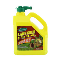 Brunnings Lawn Grub & Beetle Kill RTU 2L