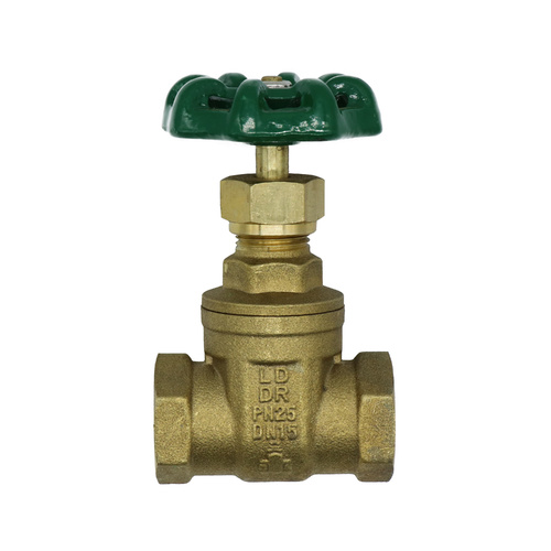 Watermarked Gate Valve 15mm